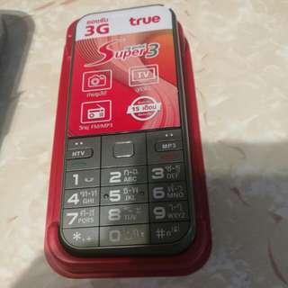 全新3G 手機 - 只限泰國境內用