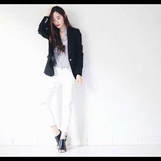 Aimee blazer black (Gowigasa)