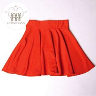 Hw Skirt Red (Gowigasa)