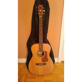 Good Condition Cort Accoustic Guitar