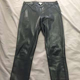 Wilfred Vegan Leather Leggings