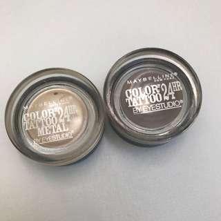 Maybelline Colour Studio Cream Shadows