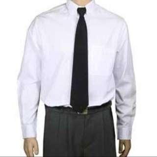 Social White Tshirt