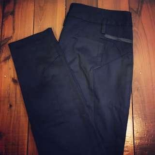 Cue Black Pants