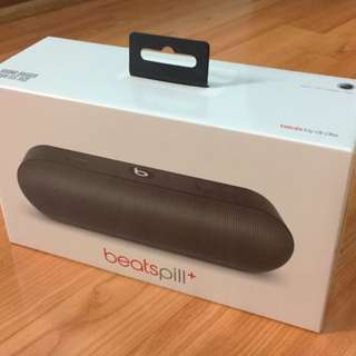 Beats Pill+ (portable speakers)