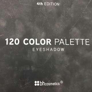 Bh Eyeshadow Pallets
