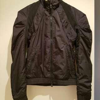 Stella McCartney Adidas Jacket Size S Black Lined