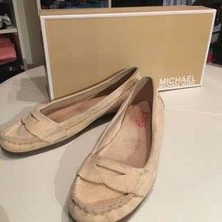 Michael Kors Suede Flats