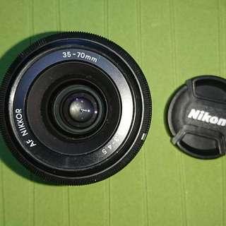Nikon 35-70mm