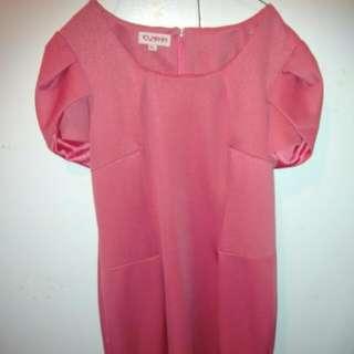 Short Cush Dress