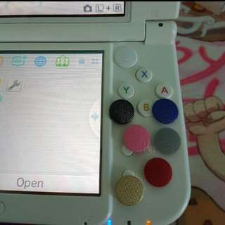 3DS C Stick Mod