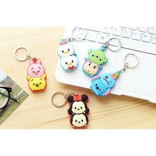 Tsumtsum Keychain Accessory