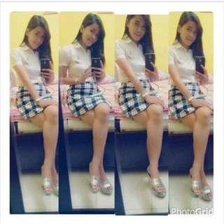 Skirt Grid