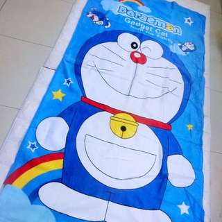 Doraemon Bath Towel