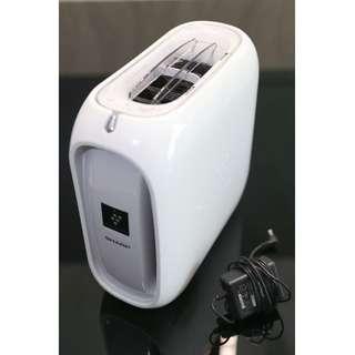 SHARP PLASMACLUSTER AIR PURIFIER WHITE - (IG-DX10 )
