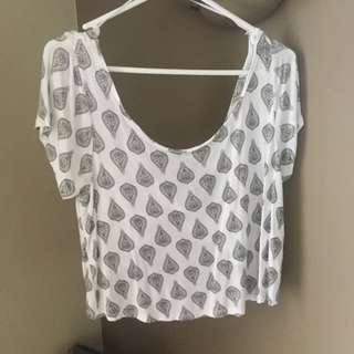 Cotton On Twist Back Top