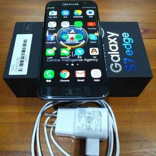 Samsung Galaxy S7 edge 32G黑