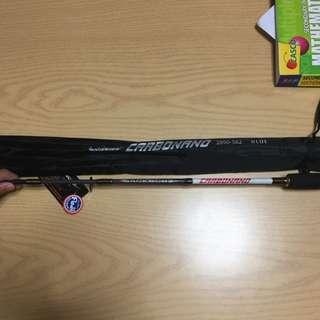 Backbonz Carbonano Fishing Rod