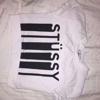STÜSSY Crop Top
