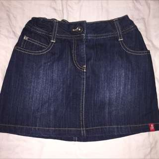 esprit Denim Mini Skirt