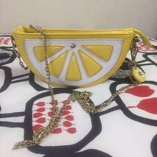 Lemon Handbag