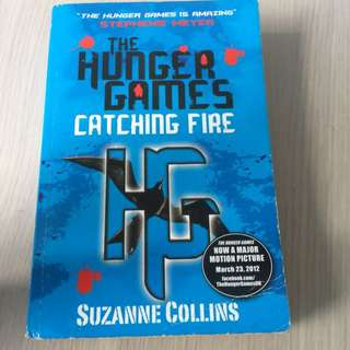 Catching Fire (the hunger games book 2)