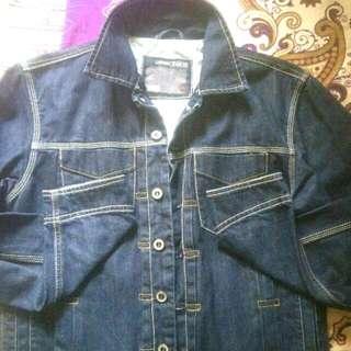 Jacket Jeans Cardinal