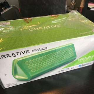 Creative Airwave (Green)
