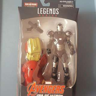 Marvel Legends War Machine NEW