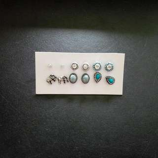 Colour Matching Earrings