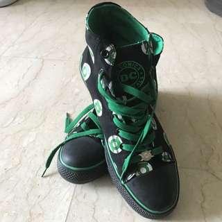 DC Comics Sneakers Converse