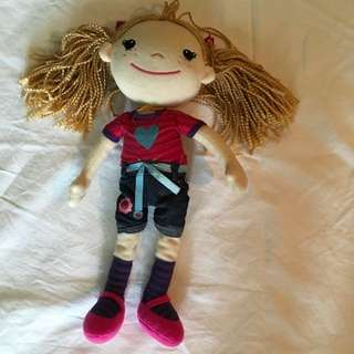 Girl Rag Doll