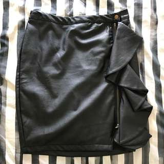 CO. By Cotton On Pleather Skirt