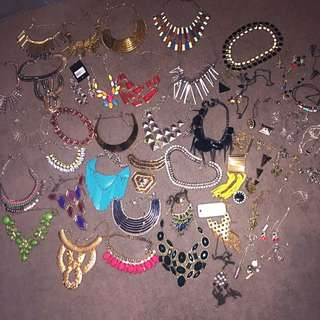 Necklaces X 55