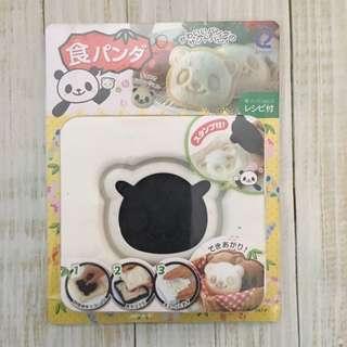 🚚 熊貓三明治壓模