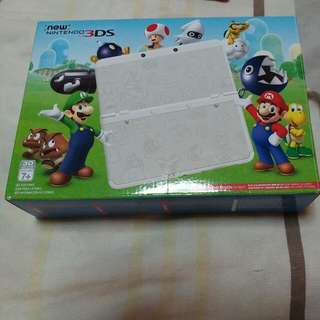 NEW Nintendo  3DS | Super Mario EDITION