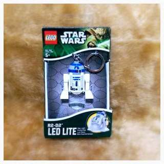 Star Wars R2-D2 LED Lite Keychain