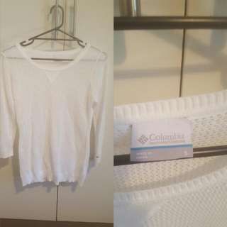 Colombia Knitted Jumper Pullover Small