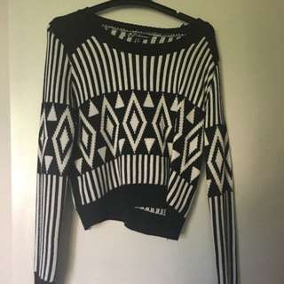 Ice Wooly Sweater