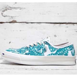Converse 1st String Jack Purcell Signature Tropical