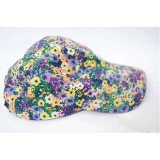 Forever21 floral printed cap