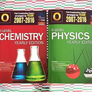 PURE Chemistry and Physics TYS!