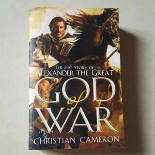 Alexander the Great: The God of War
