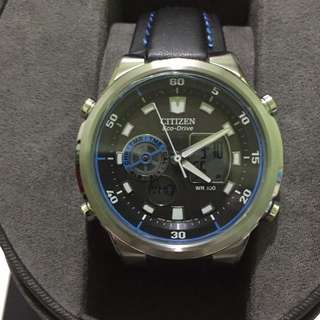 Citizen Eco Drive World Time