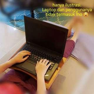 Meja Bantal / Meja Laptop