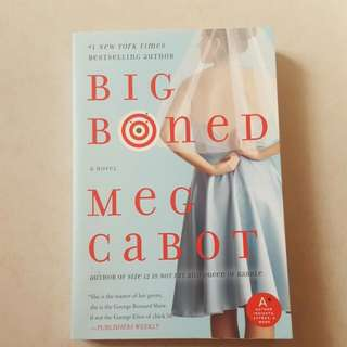 Big Boned by Meg Cabot