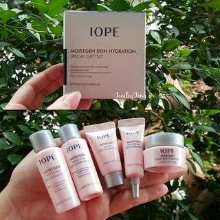 🆕 IOPE Moistgen Skin Hydration Special Gift Set