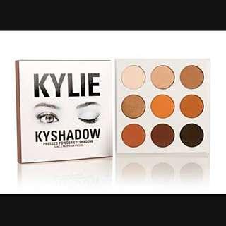 Kyshadow Bronze Palette