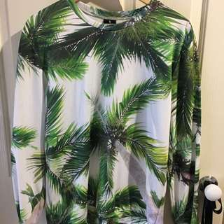 Palm Tree Jumper