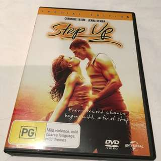 DVD Step Up